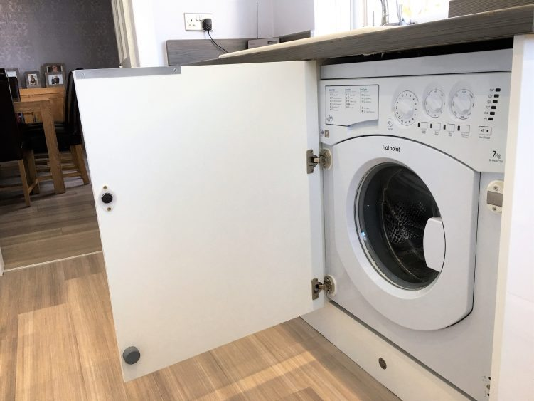 Your Washing Machine Tumble Dryer And Trusty Dishwasher Too All Of Them Can Be Tucked Away Behind Any Matching Unit Door You Like